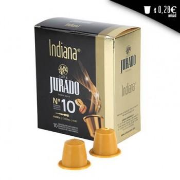 Cápsulas de café compatibles Indiana