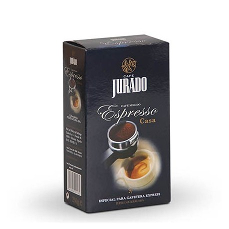 "Ground Coffee ""Espresso Casa"" 250gr Natural Roasting"