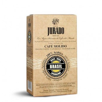 100% Arabica ground coffee - Brazil
