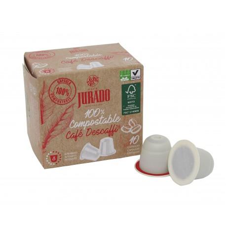 Cápsulas de Café Classic 100% Compostables Compatibles Nespresso®