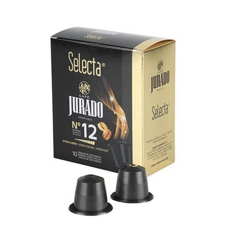 Cápsulas de café compatibles Selecta