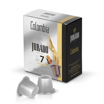 Colombia compatible coffee capsules