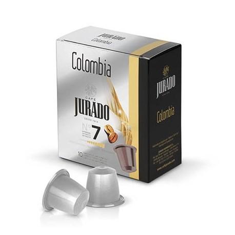 Cápsulas de Café Origen Colombia Compatibles Nespresso®