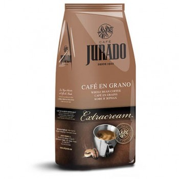 Café en Grano Extracream 1Kg Tueste Natural