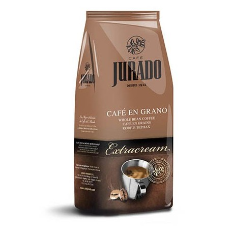Extracream Natural Roast Coffee Beans 1 Kg