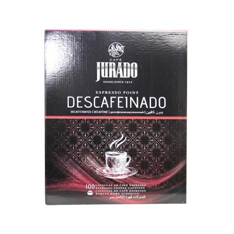 Cápsulas Espresso Point Descafeinado