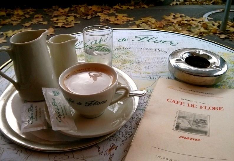 Los cafés literarios en los que Europa escribió su historia image