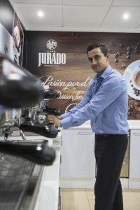 Cata en café Jurado