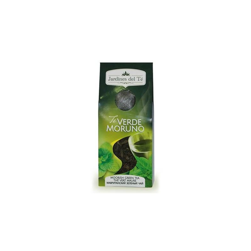 Las mejores infusiones para el invierno té verde hierbabuena