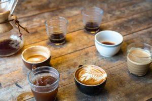 Curso Introducción al Café *opción certificación oficial SCA*