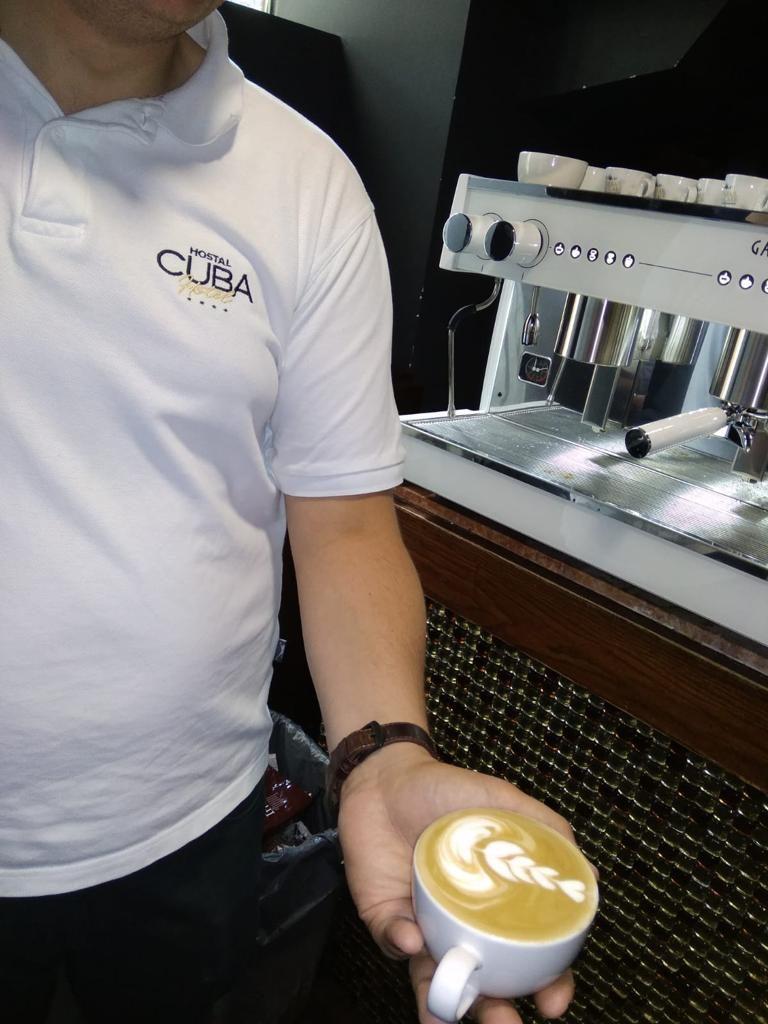 Curso barista hotel hostal cuba Mallorca Café Jurado 1