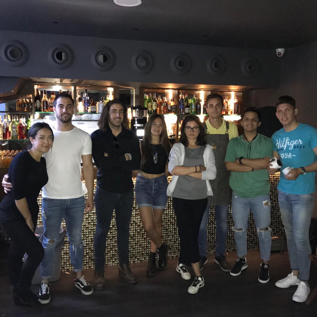 Curso barista hotel hostal cuba Mallorca Café Jurado grupo