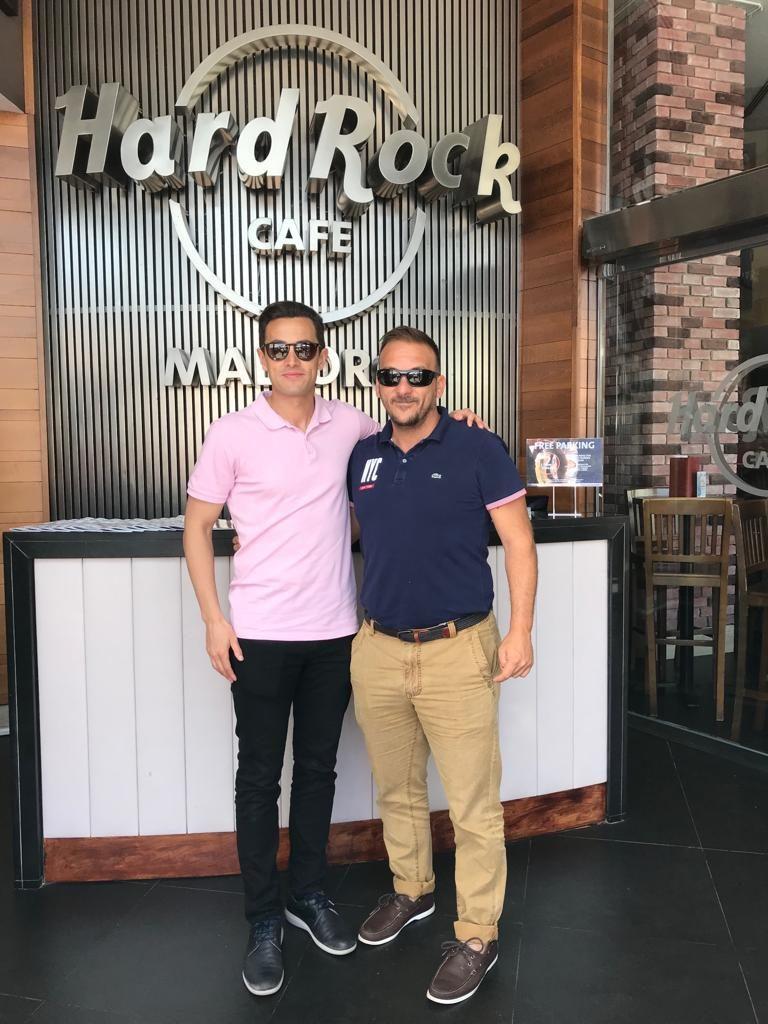 Formación barista en Hard Rock Mallorca por cafe jurado 7