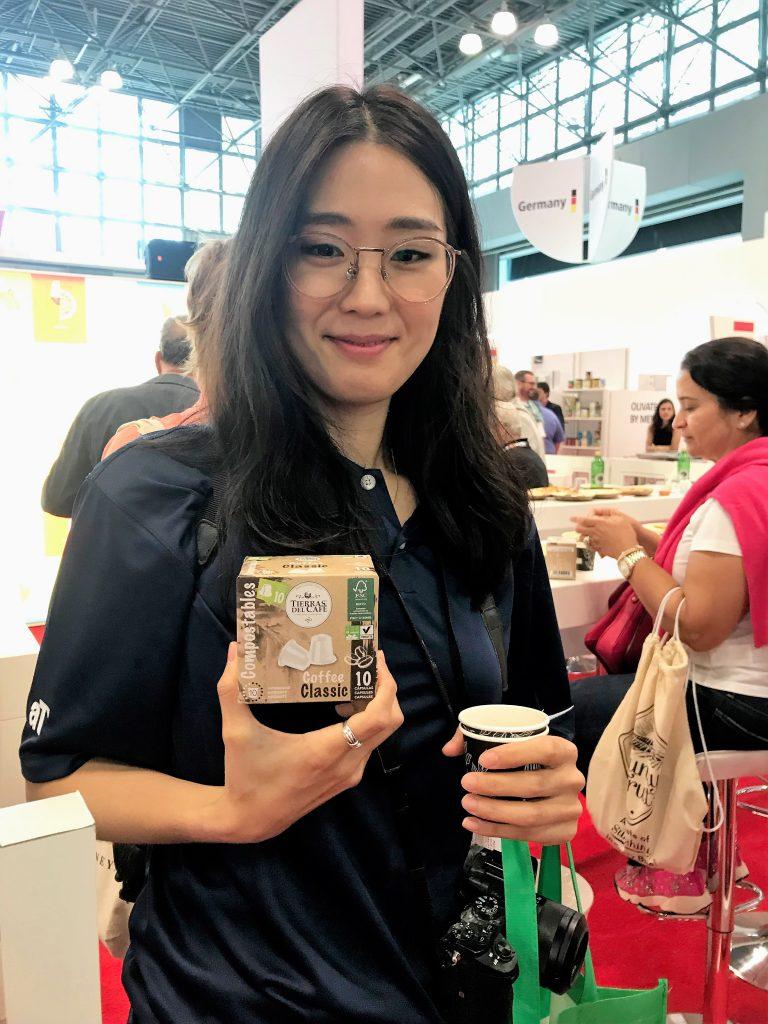 Degustación café jurado Summer Fancy Food EEUU