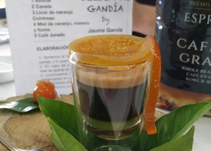 Café Jurado en el II campeonato barista Interescuela del IES CAP Santa Pola