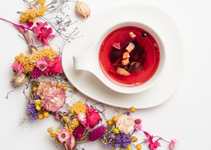 El té un aliado para el confinamiento.