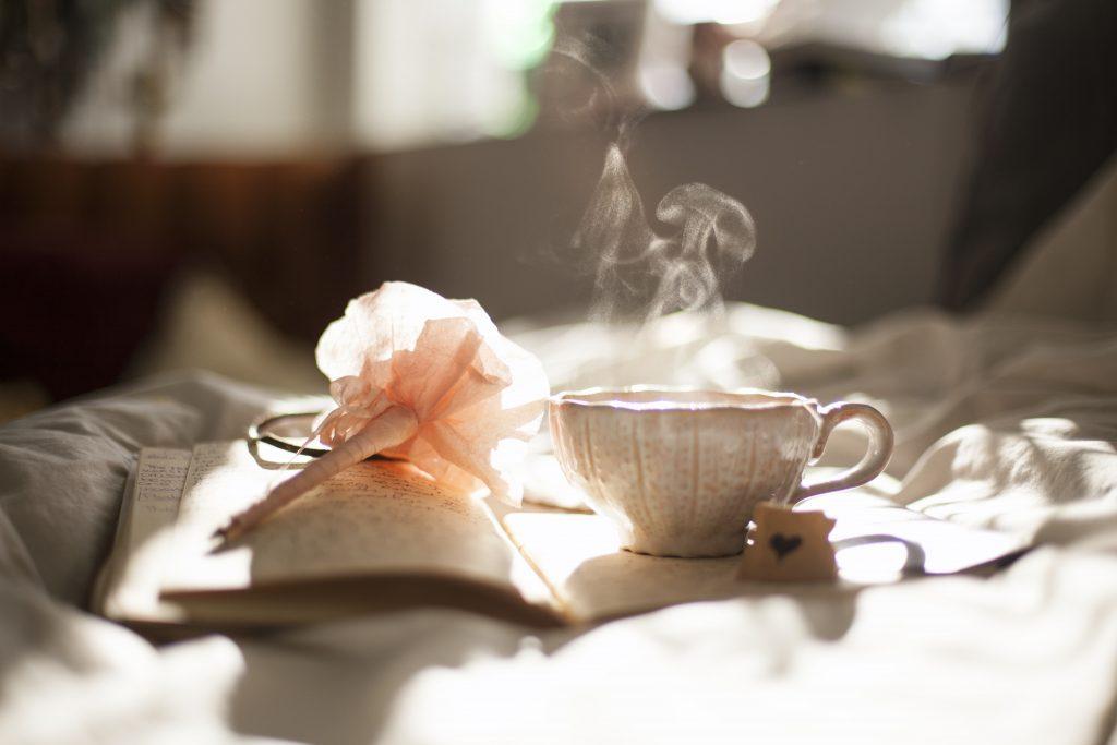 Ya que es el día mundial del libro hemos querido plasmar en esta imagen un libro abierto  la lectura una rosa como objeto cultural en algunas provincias con las que se obsequia a los seres amados y tampoco podía faltar en esta mágica unión nuestra taza del mejor café.