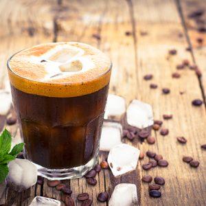 Vaso de Café Helado