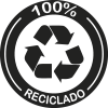 Respectful of the environment - 100% recyclable